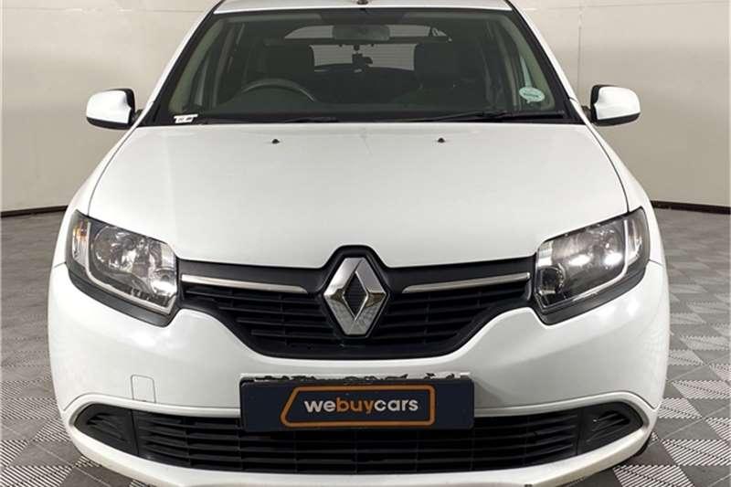 2016 Renault Sandero Sandero 66kW turbo Expression