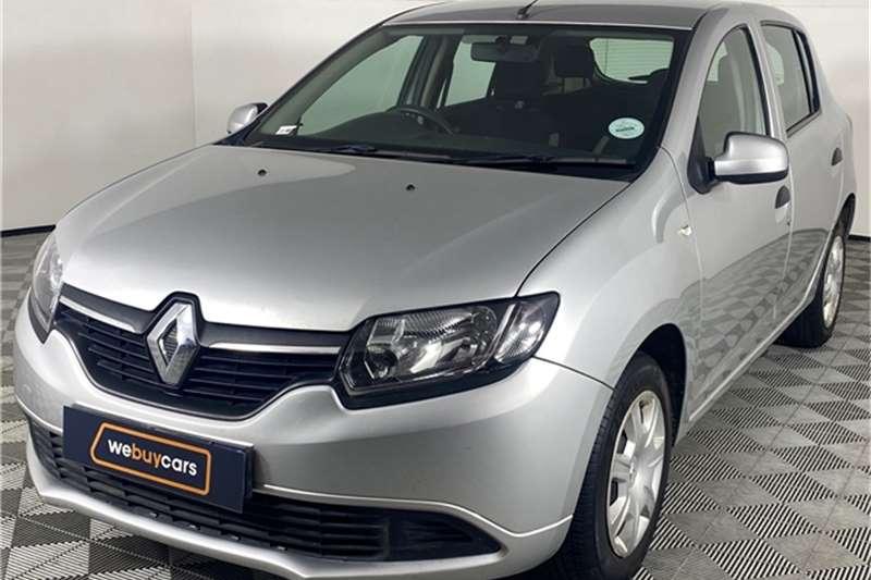 2017 Renault Sandero Sandero 66kW turbo Expression