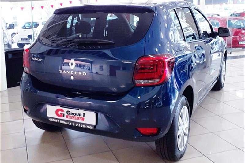 Renault Sandero 66kW turbo Expression 2019