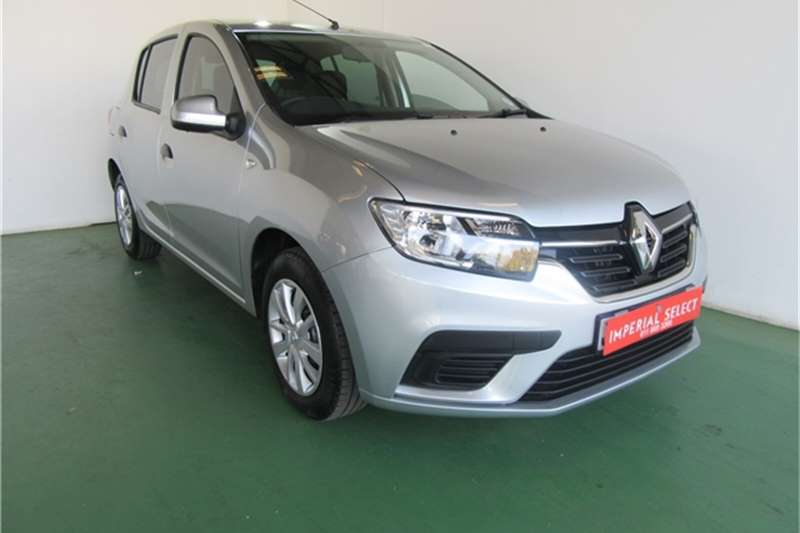 Renault Sandero 66kW turbo Expression 2019