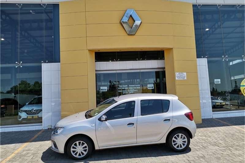 Renault Sandero 66kW turbo Expression 2020
