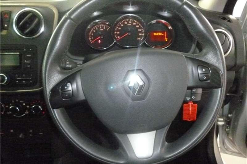Renault Sandero 66kW turbo Stepway 2016