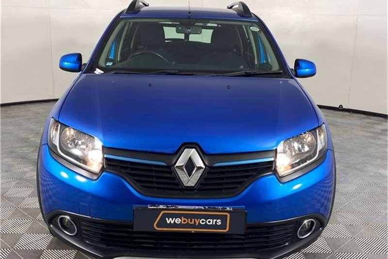 2016 Renault Sandero Sandero 66kW turbo Stepway