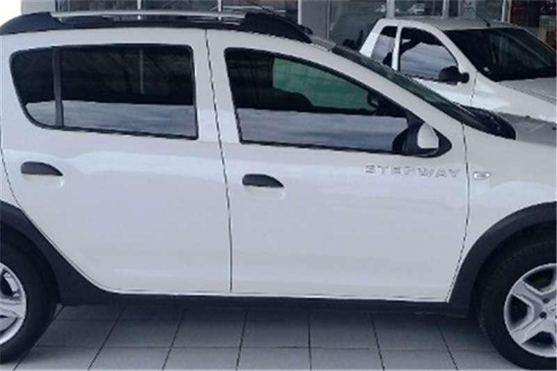 Renault Sandero 66kW turbo Stepway 2017