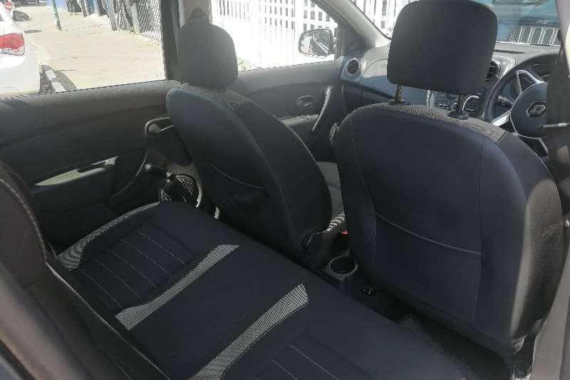 Renault Sandero 66kW turbo Stepway 2019