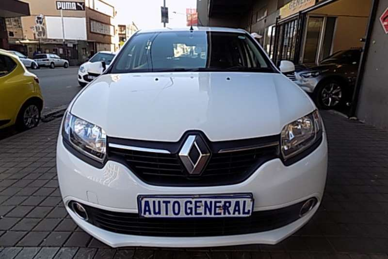 Renault Sandero 900t 2015
