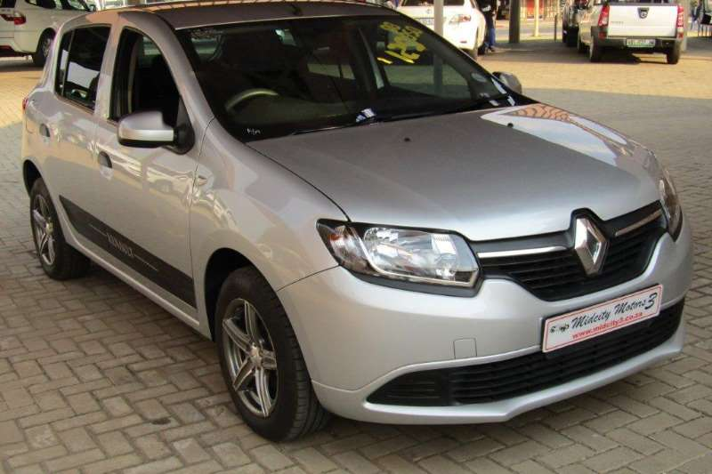 2016 Renault Sandero 66kW turbo Expression