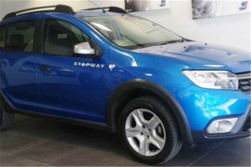 2017 Renault Sandero Stepway 66kW turbo Expression