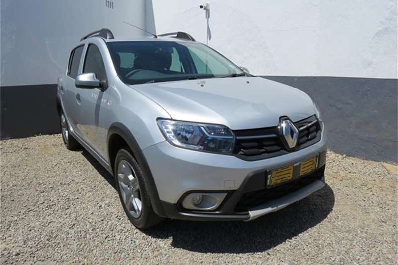 2018 Renault Sandero Stepway 66kW turbo Expression