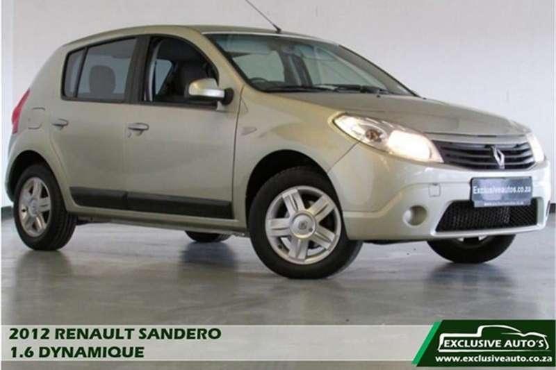 2012 Renault Sandero 1.6 Dynamique