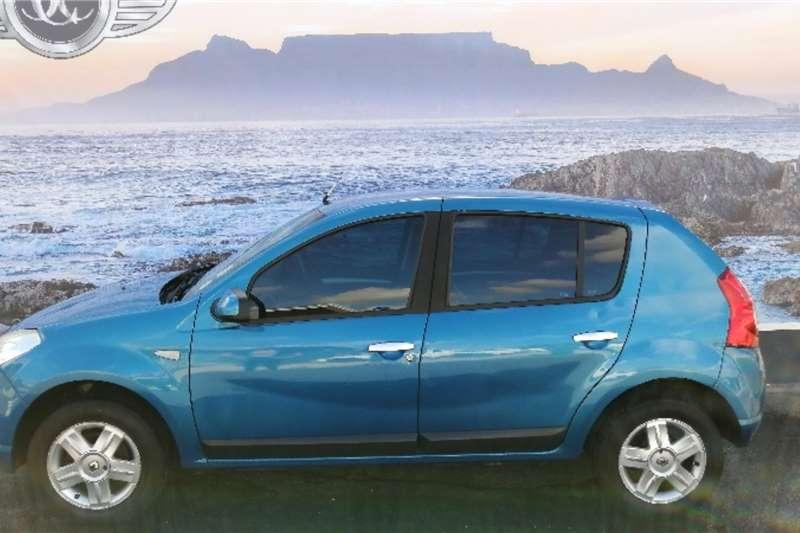 2011 Renault Sandero 1.6 Dynamique