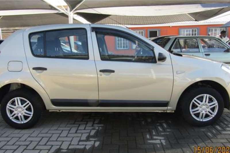 2012 Renault Sandero 1.6 Expression