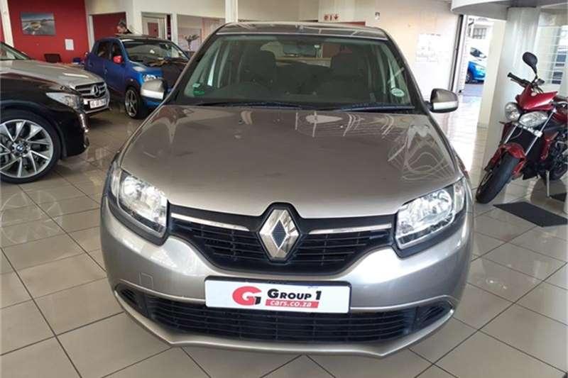 2015 Renault Sandero 66kW turbo Expression