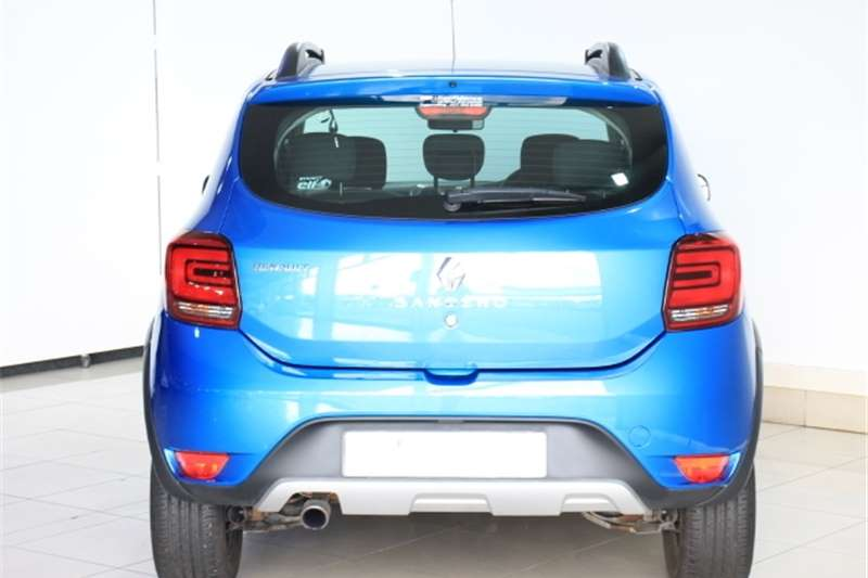 2019 Renault Sandero Stepway 66kW turbo Expression
