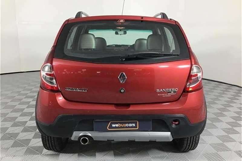 2011 Renault Sandero 1.6 Stepway