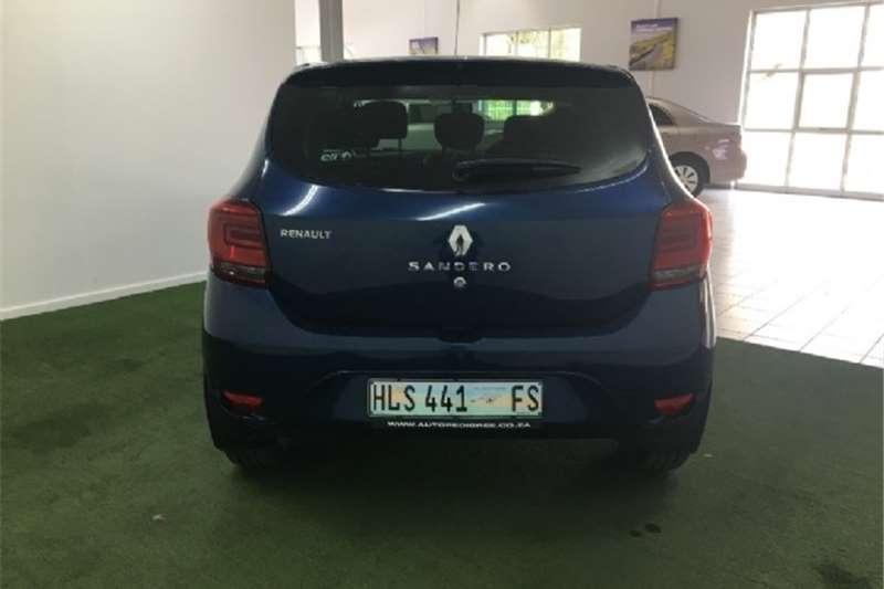 2020 Renault Sandero