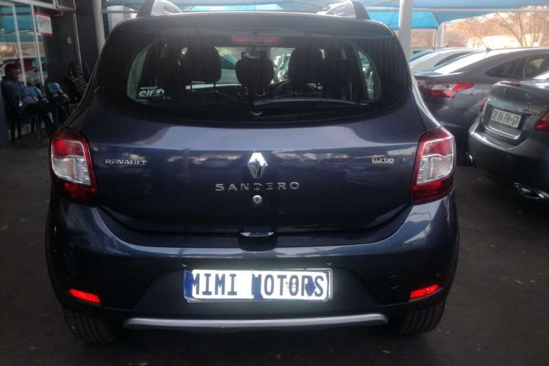 Renault Sandero stepway 1.4 Turbo 2017