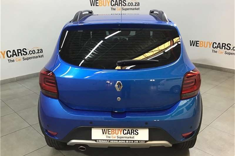 Renault Sandero Stepway 66kW turbo Dynamique 2018