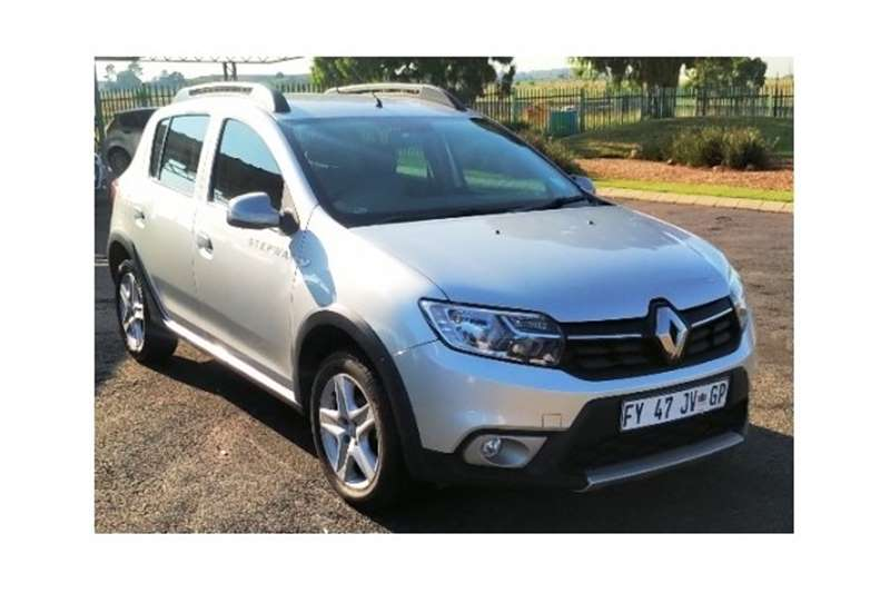 Renault Sandero Stepway 66kW turbo Expression 2017