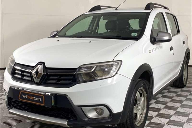 2017 Renault Sandero Sandero Stepway 66kW turbo Expression