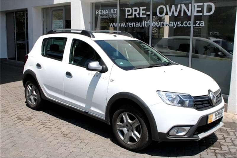 Renault Sandero Stepway 66kW turbo Expression 2018