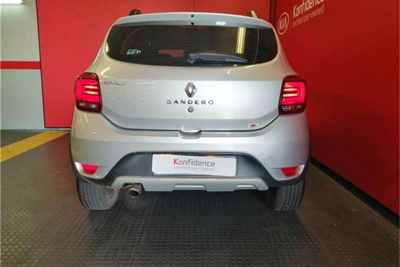 Renault Sandero Stepway 66kW turbo Expression 2018