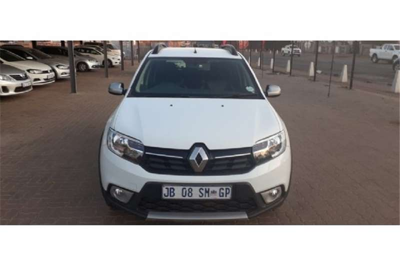 Renault Sandero Stepway 66kW turbo Expression 2019