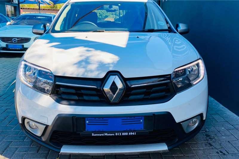 2019 Renault Sandero Sandero Stepway 66kW turbo Expression