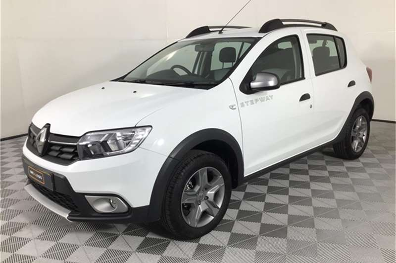 Renault Sandero Stepway 66kW turbo Expression 2020