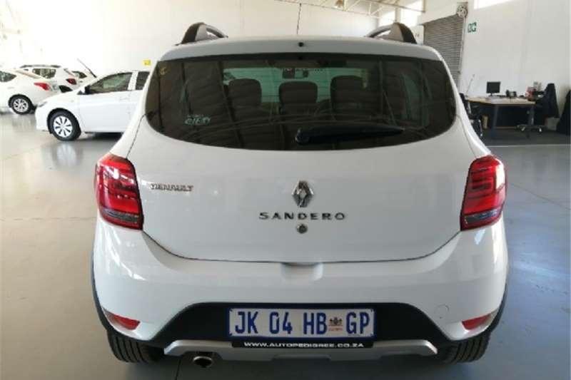 Used 2020 Renault Sandero Stepway 66kW turbo Expression