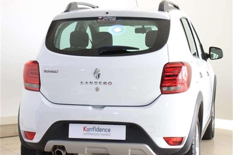 2021 Renault Sandero Sandero Stepway 66kW turbo Expression