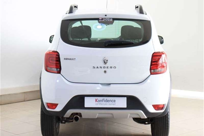 Renault Sandero Stepway 66kW turbo Expression 2021