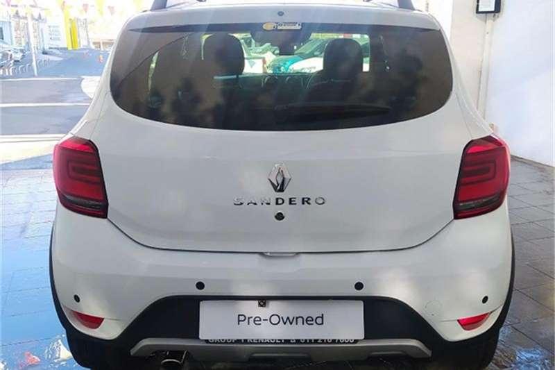 Used 2021 Renault Sandero Stepway SANDERO 900T STEPWAY PLUS