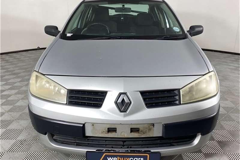 2005 Renault Scénic Scénic 1.6 Authentique