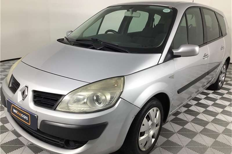 Renault Scénic 1.6 Authentique 2008
