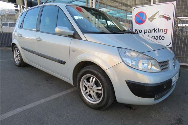 Renault Scénic 1.6 Expression 2004