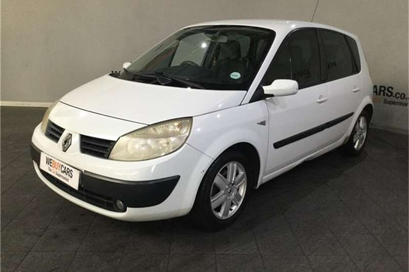 Renault Scénic 1.6 Expression 2005