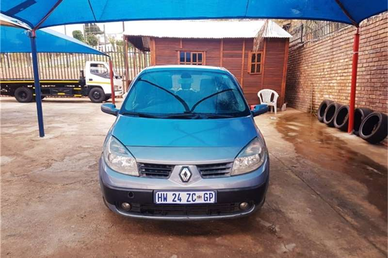 Renault Scénic 1.6 Expression 2006