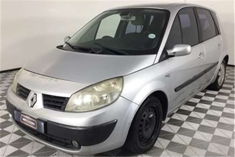 Renault Scénic 1.6 Expression 2007