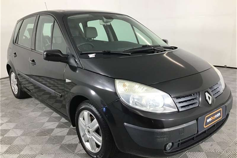 Used 2007 Renault Scénic 1.6 Expression