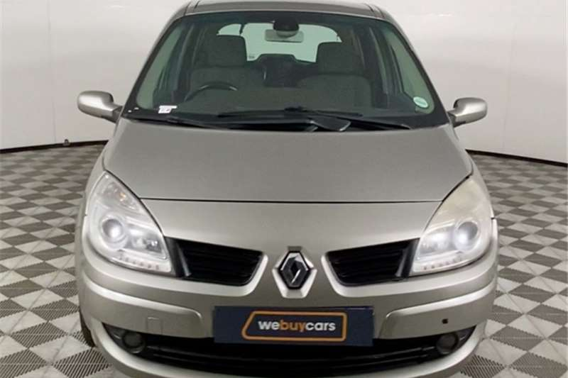 2007 Renault Scénic Scénic 1.6 Expression
