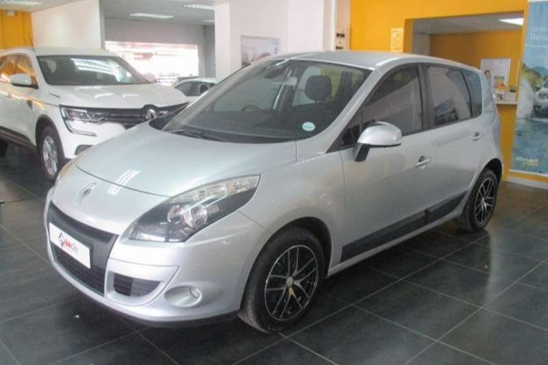 Renault Scénic 1.6 Expression 2010