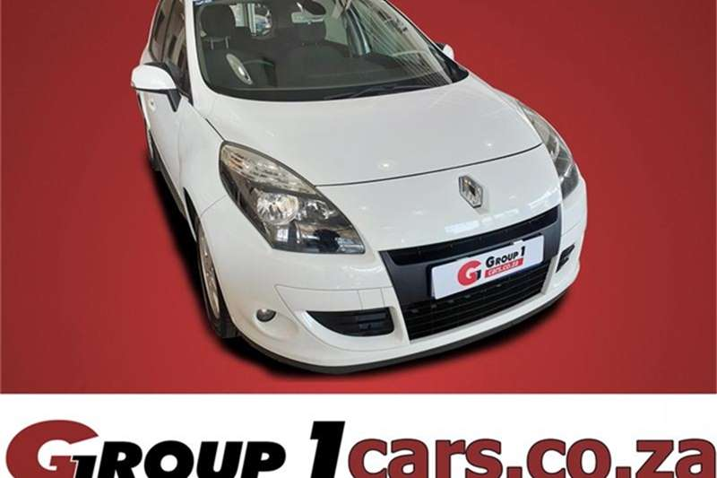 Renault Scénic 1.6 Expression 2011