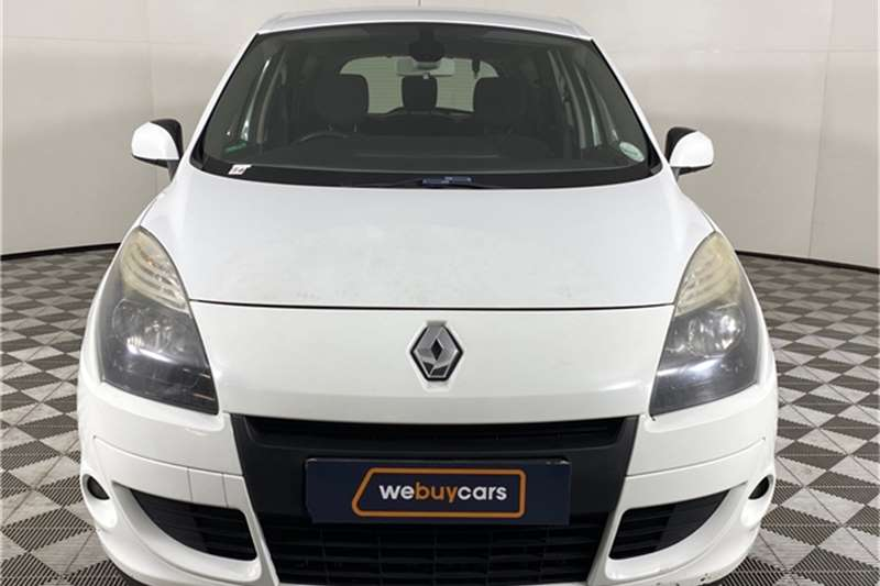 2011 Renault Scénic Scénic 1.6 Expression