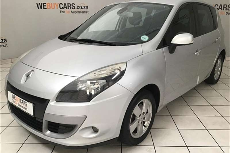 Renault Scénic 1.6 Expression 2012