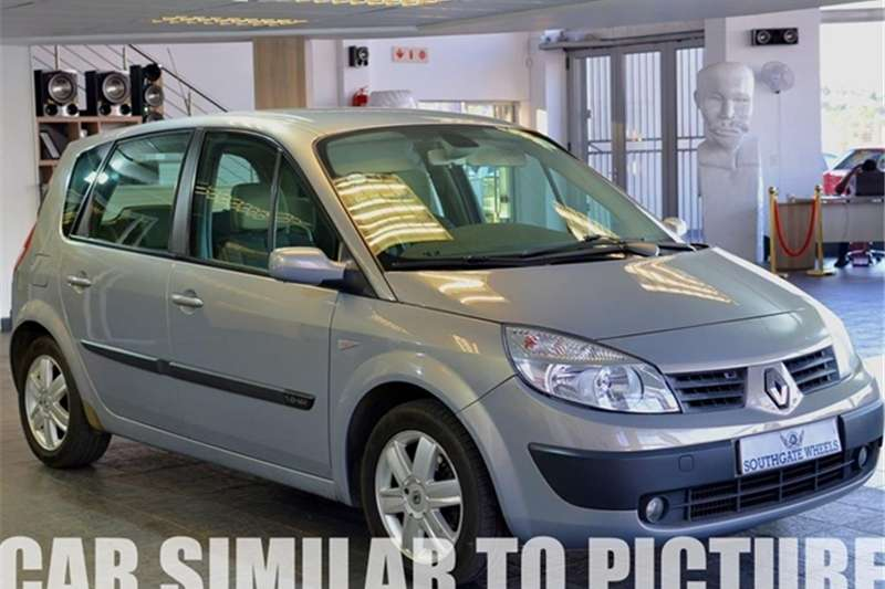 Renault Scénic 1.6 Expression automatic 2005
