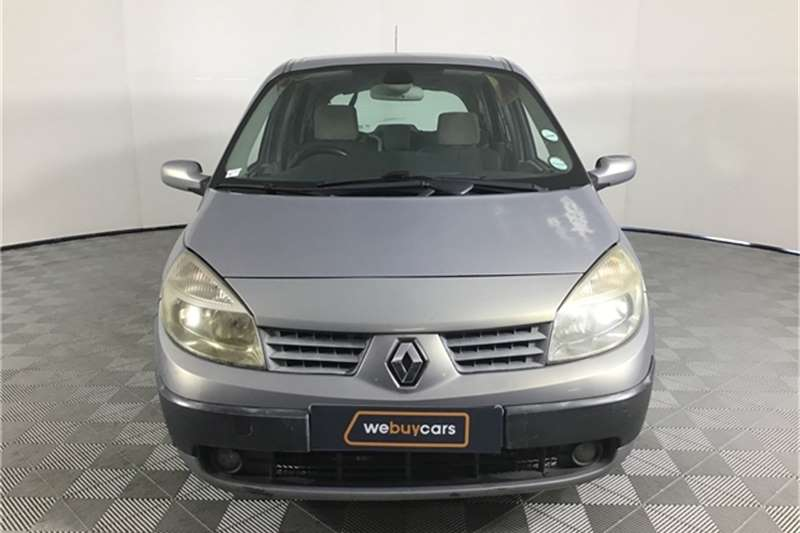 Used 2005 Renault Scénic 1.6 Expression automatic