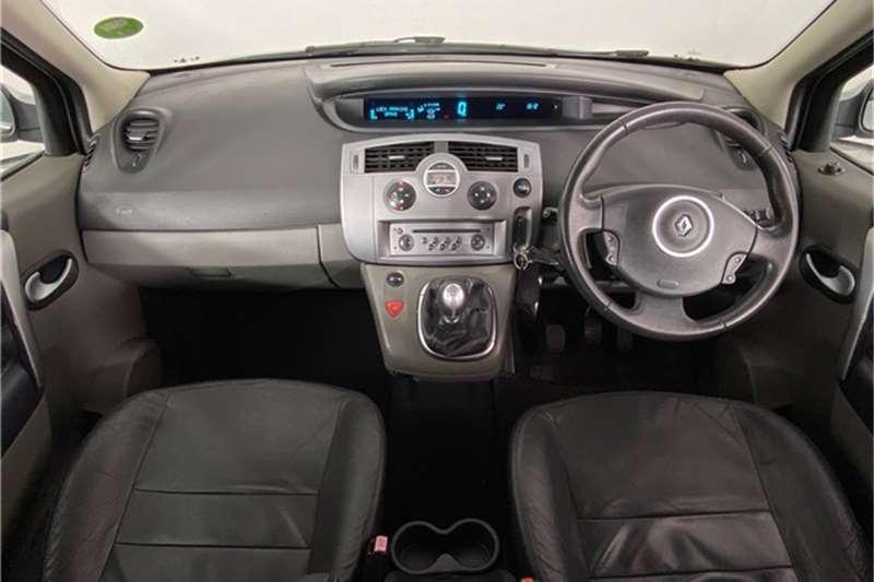 2008 Renault Scénic Scénic 1.9dCi Dynamique