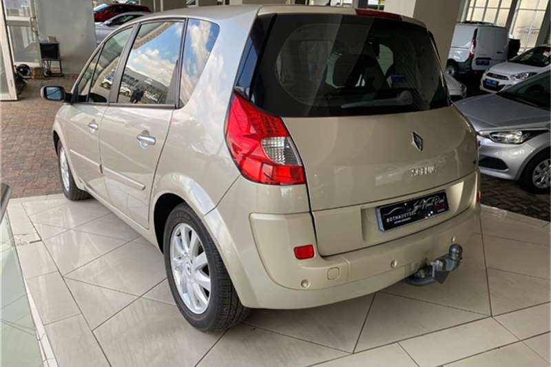 Used 2008 Renault Scénic 1.9dCi Dynamique