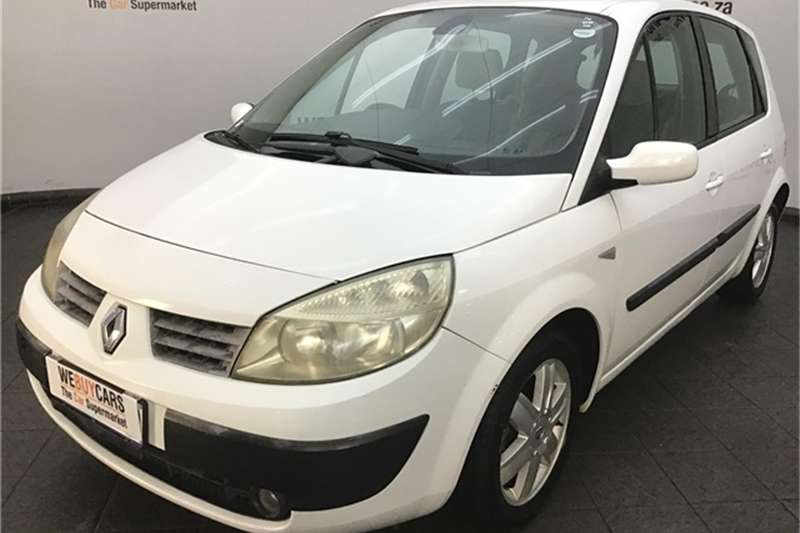 Renault Scénic 1.9dCi Expression 2005